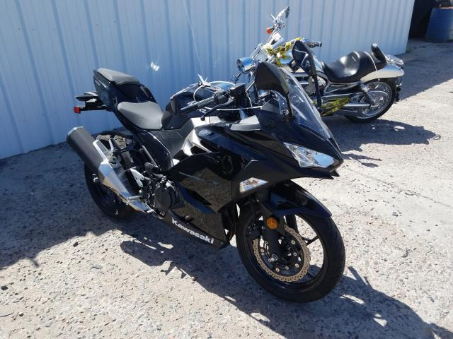Salvage cars for sale from Copart Littleton, CO: 2019 Kawasaki EX400