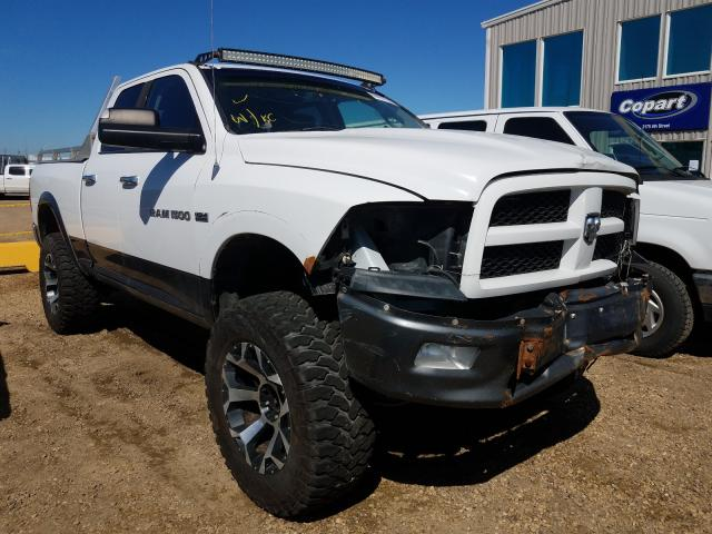 Dodge salvage cars for sale: 2012 Dodge RAM 1500 S