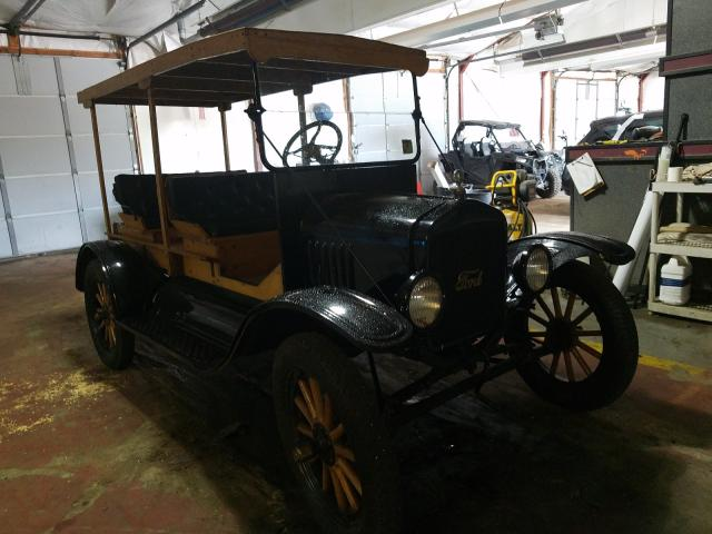 Salvage 1919 Ford MODEL T for sale
