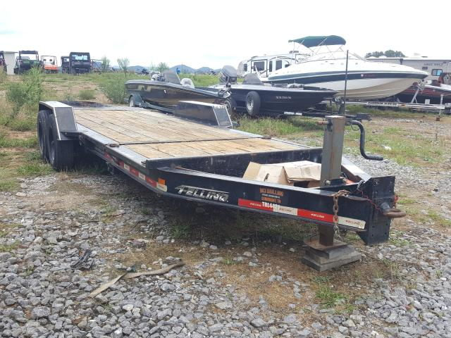 Fell Trailer Vehiculos salvage en venta: 2016 Fell Trailer
