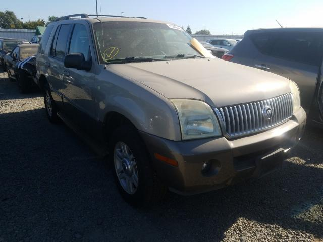 Mercury Mountainee salvage cars for sale: 2004 Mercury Mountainee