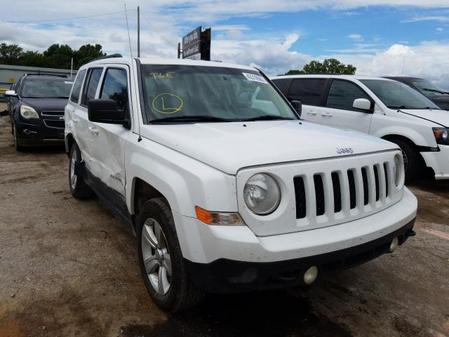 Jeep Patriot SP salvage cars for sale: 2013 Jeep Patriot SP
