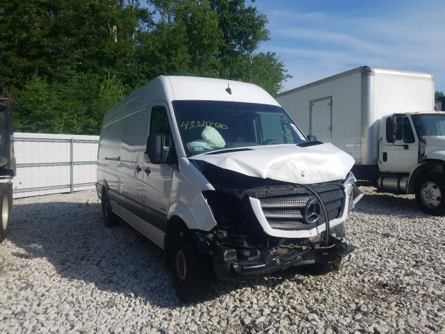 2014 Mercedes-Benz Sprinter 2 for sale in West Warren, MA