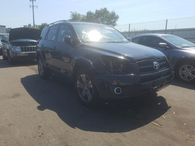 Toyota Rav4 Sport salvage cars for sale: 2011 Toyota Rav4 Sport