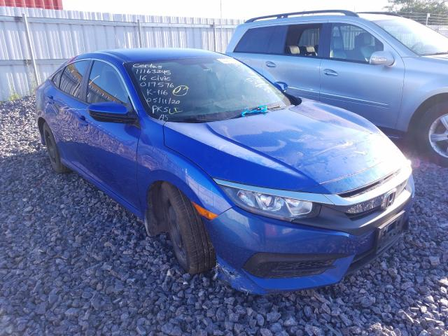 2016 Honda Civic LX for sale in Courtice, ON