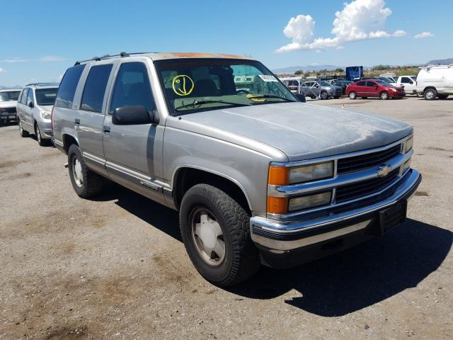 Chevrolet Tahoe K150 salvage cars for sale: 1999 Chevrolet Tahoe K150