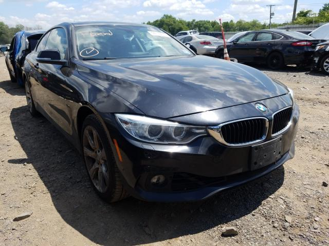 BMW 435 XI salvage cars for sale: 2014 BMW 435 XI