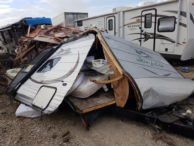 Jayco salvage cars for sale: 2015 Jayco Jaybird