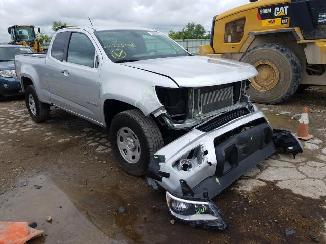 Vehiculos salvage en venta de Copart Kansas City, KS: 2019 Chevrolet Colorado