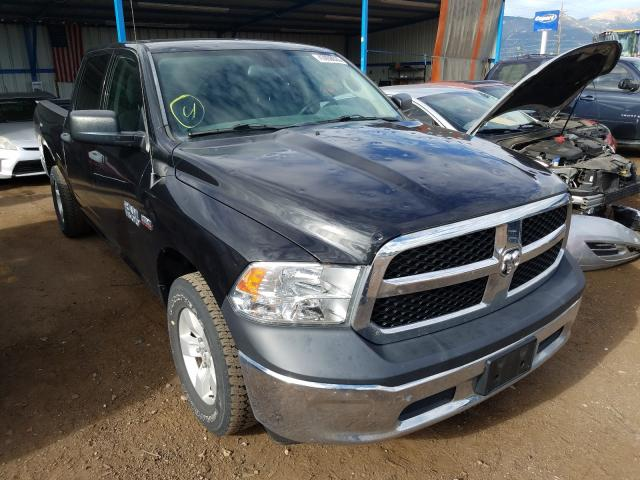 Dodge RAM 1500 ST salvage cars for sale: 2016 Dodge RAM 1500 ST