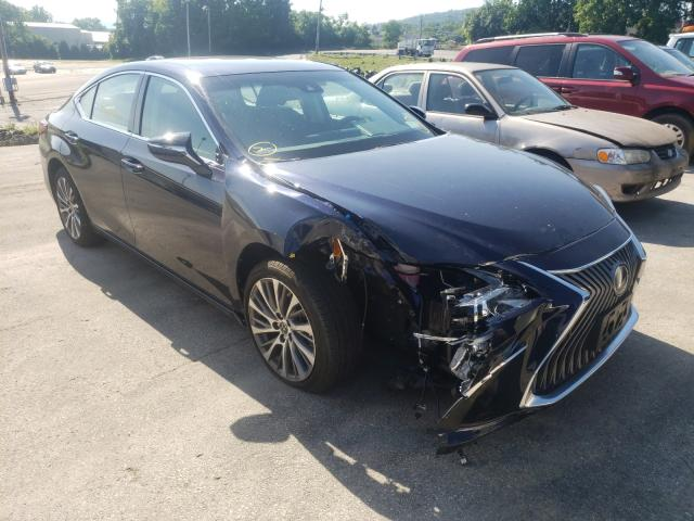 Salvage cars for sale from Copart Marlboro, NY: 2019 Lexus ES 350