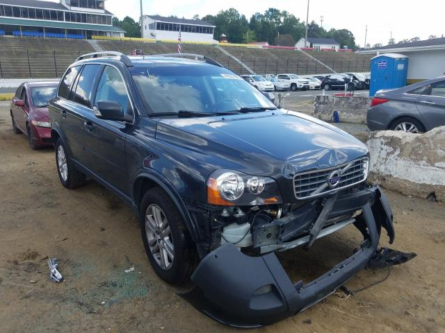 Salvage cars for sale from Copart Concord, NC: 2012 Volvo XC90 3.2