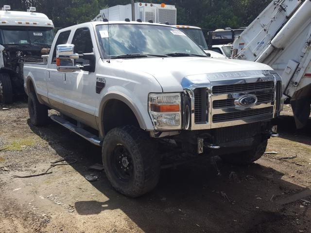 Vehiculos salvage en venta de Copart Sandston, VA: 2010 Ford F350 Super