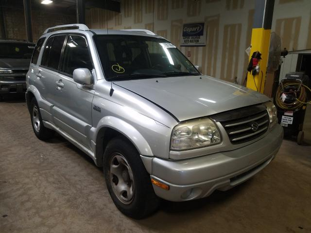 Suzuki Grand Vitara salvage cars for sale: 2004 Suzuki Grand Vitara