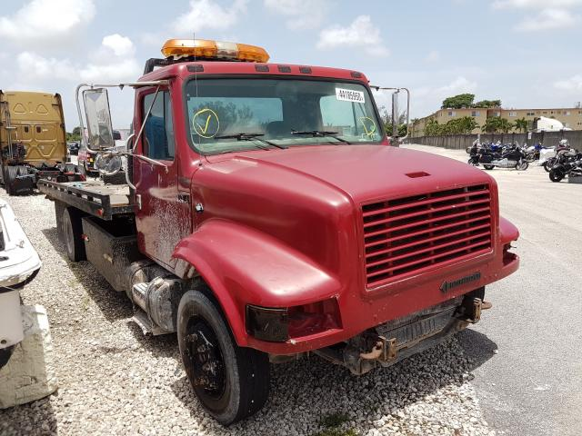 International 4000 4700 salvage cars for sale: 1999 International 4000 4700