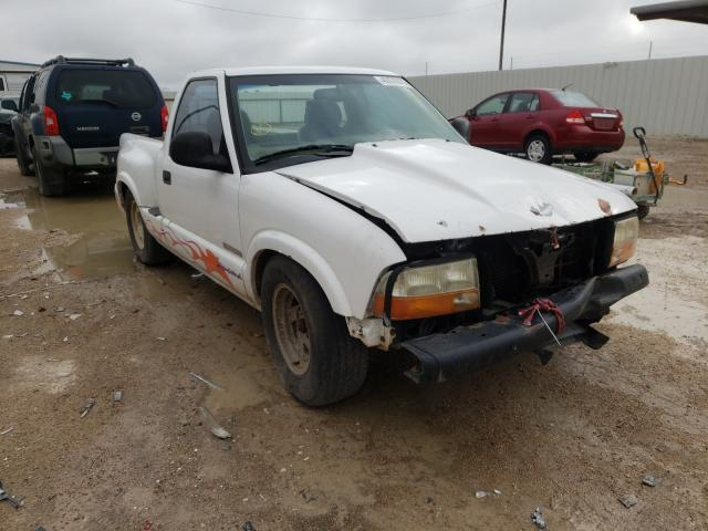 Salvage cars for sale from Copart Temple, TX: 1998 GMC Sonoma