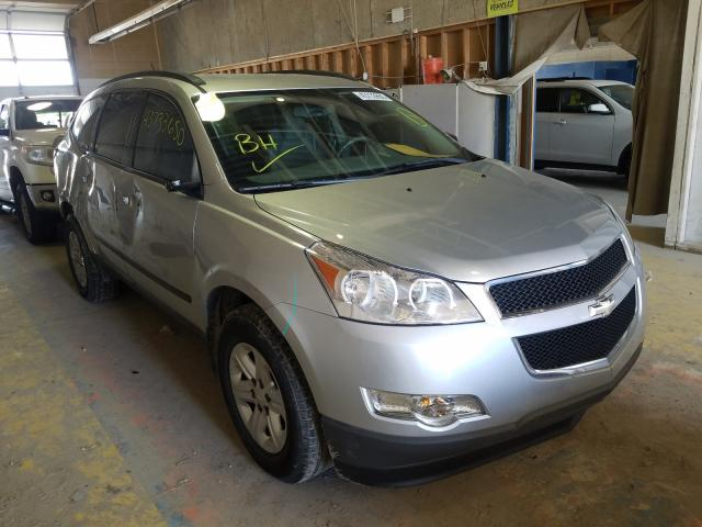 Salvage cars for sale from Copart Indianapolis, IN: 2012 Chevrolet Traverse L