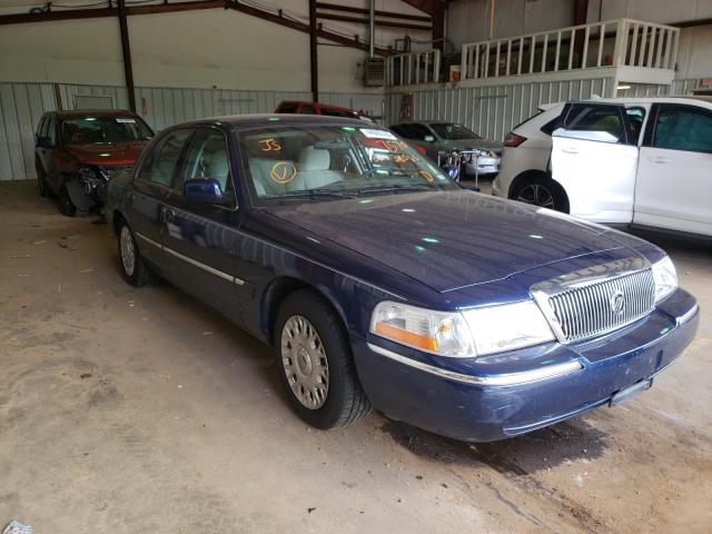 Mercury salvage cars for sale: 2004 Mercury Grand Marq