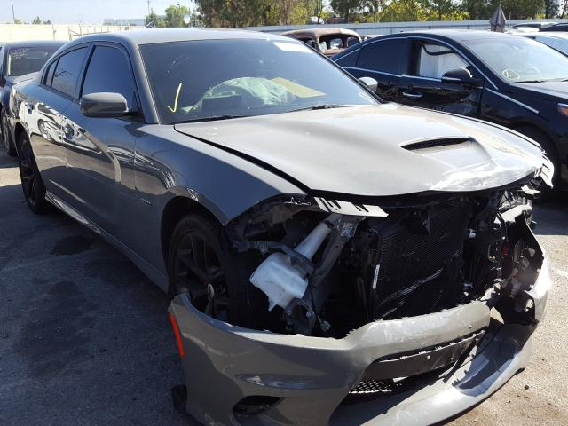 Salvage cars for sale from Copart Rancho Cucamonga, CA: 2019 Dodge Charger R