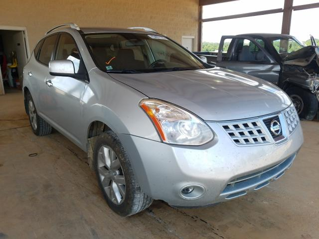 Salvage cars for sale from Copart Tanner, AL: 2010 Nissan Rogue S