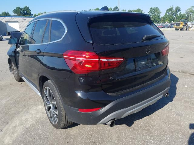 купить 2017 BMW X1 SDRIVE28I WBXHU7C37H5H36766
