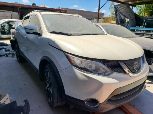Nissan Rogue Sport salvage cars for sale: 2018 Nissan Rogue Sport