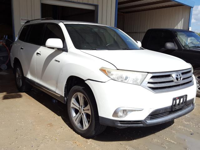 2013 Toyota Highlander for sale in San Antonio, TX