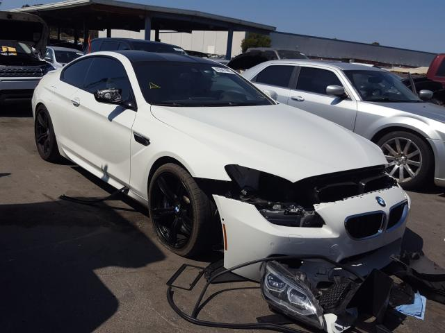 BMW M6 salvage cars for sale: 2015 BMW M6