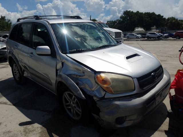 Toyota Rav4 salvage cars for sale: 2004 Toyota Rav4