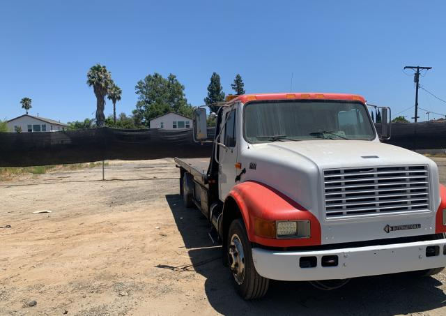International 4000 4700 salvage cars for sale: 2001 International 4000 4700