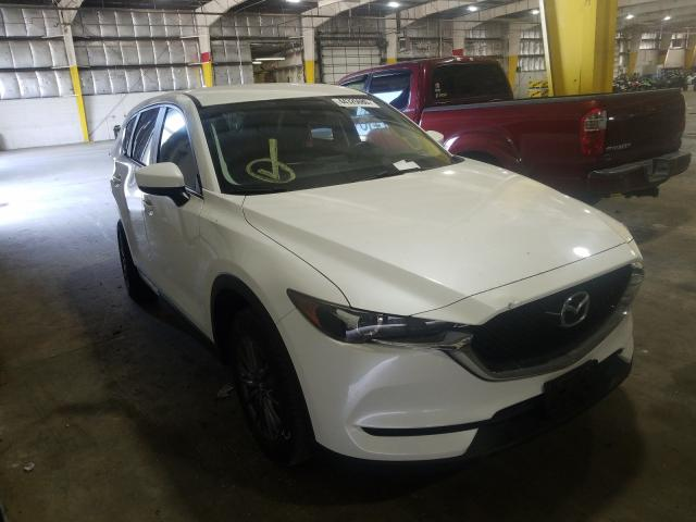 2017 Mazda CX-5   Vin: JM3KFBCL3H0107040