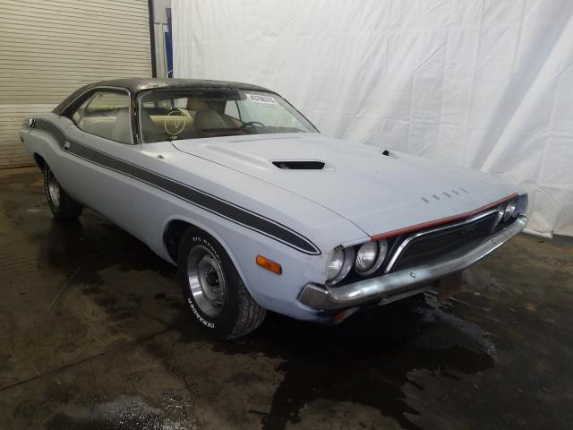 1972 Dodge Challenger for sale in Central Square, NY