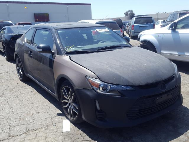 Salvage cars for sale from Copart Hayward, CA: 2015 Scion TC