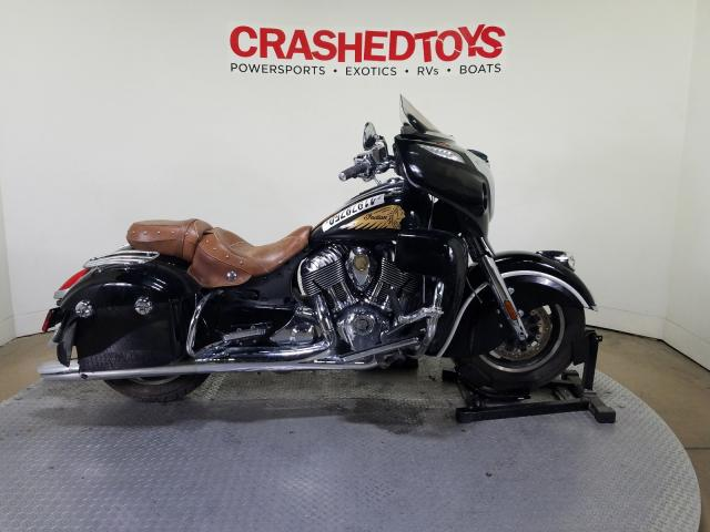 Indian Motorcycle Co. Chieftain salvage cars for sale: 2015 Indian Motorcycle Co. Chieftain