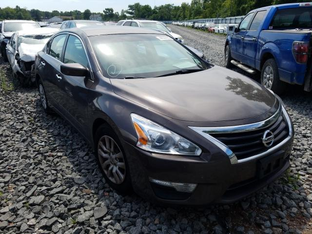 Nissan salvage cars for sale: 2015 Nissan Altima 2.5