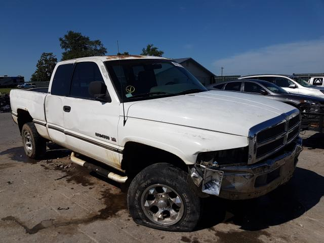 Dodge salvage cars for sale: 1996 Dodge RAM 1500