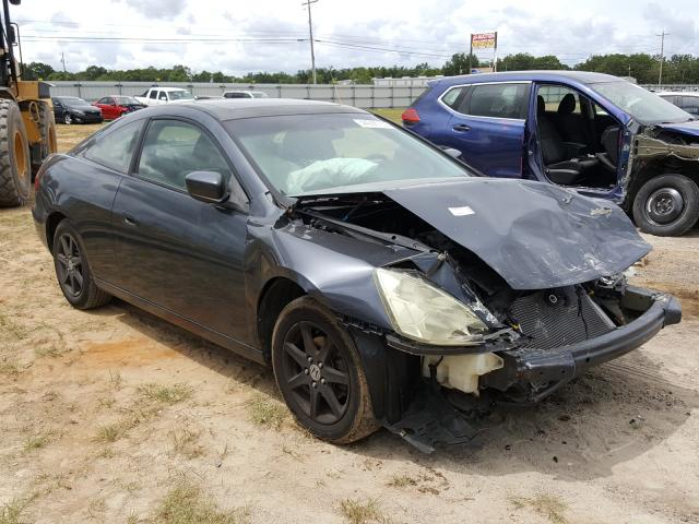 Salvage cars for sale from Copart Newton, AL: 2004 Honda Accord EX