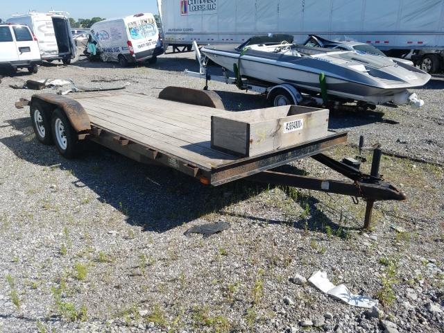 American Motors Trailer salvage cars for sale: 2013 American Motors Trailer