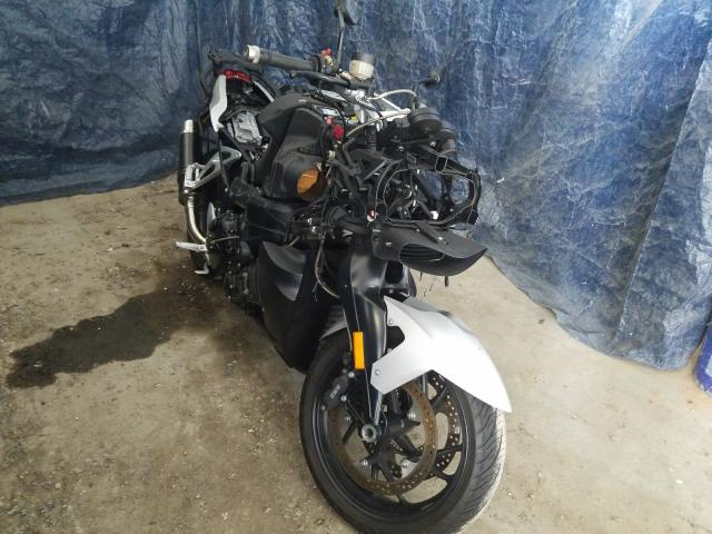 BMW K1200 RS salvage cars for sale: 2007 BMW K1200 RS