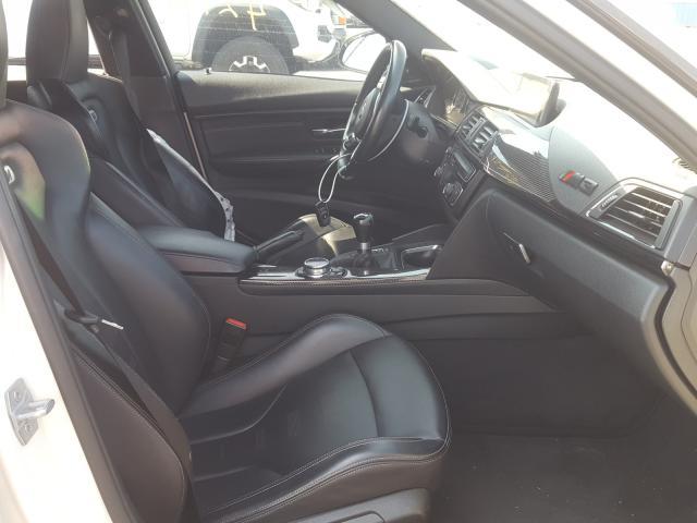 пригнать из сша 2015 BMW M3  WBS3C9C57FJ276428