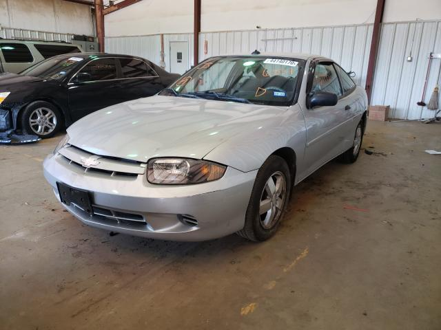 salvage vehicle title 2003 chevrolet cavalier coupe 2 2l for sale in longview tx 44140170 a better bid car auctions