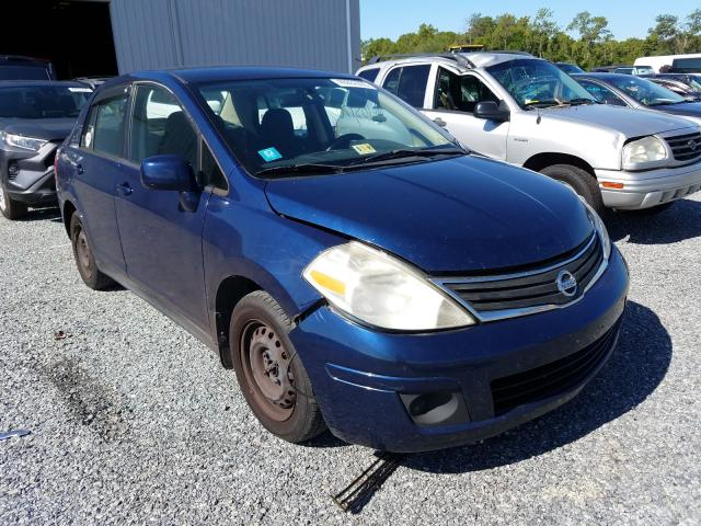 Nissan salvage cars for sale: 2011 Nissan Versa S