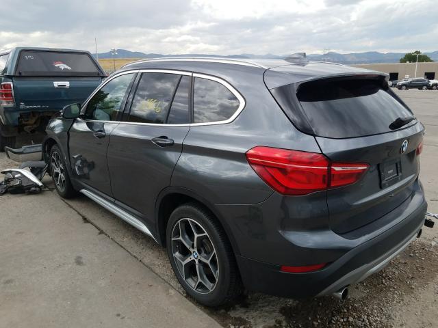 купить 2017 BMW X1 XDRIVE28I WBXHT3C31H5F78064