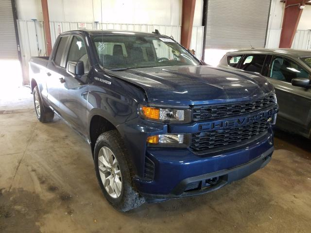 Salvage cars for sale from Copart Lansing, MI: 2020 Chevrolet Silverado