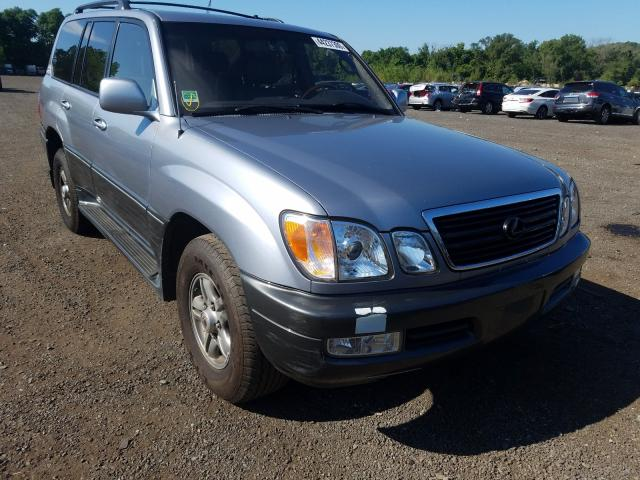 Lexus salvage cars for sale: 2002 Lexus LX 470