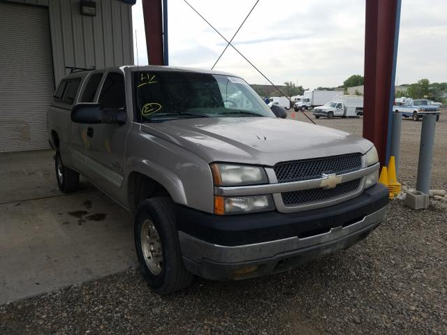 2004 Chevrolet Silverado en venta en Billings, MT