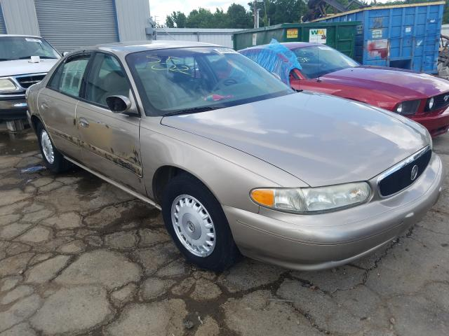 Buick Century CU,Century LI,Century LT,Century SP salvage cars for sale: 2002 Buick Century LI