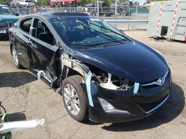 Hyundai salvage cars for sale: 2015 Hyundai Elantra SE