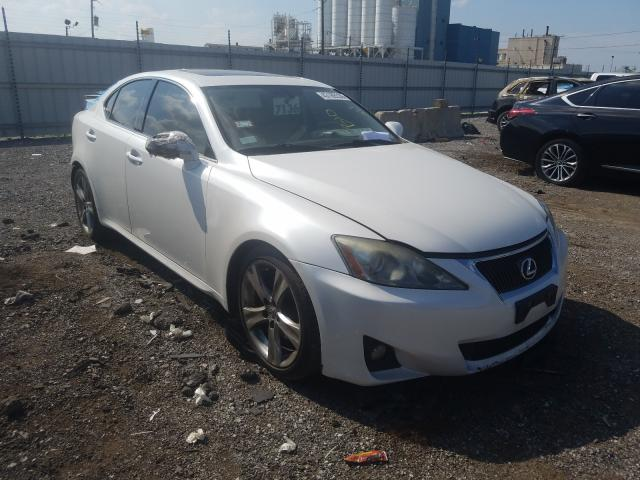 Lexus IS 250 salvage cars for sale: 2011 Lexus IS 250