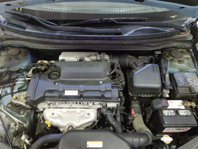 2010 Hyundai ELANTRA   Vin: KMHDU4BD0AU095145